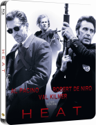 Heat - Steelbook Edition
