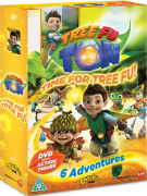 Tree Fu Tom: Time For Tree Fu (Includes Toy)