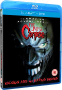 Amazing Adventures of The Living Corpse (Includes DVD)