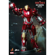 Hot Toys Iron Man MK XXXV Red Snapper Figure