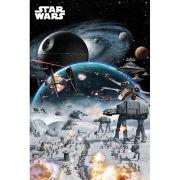 Star Wars Battle - Maxi Poster - 61 x 91.5cm