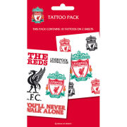 Liverpool Crests - Tattoo Pack