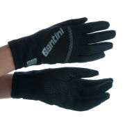 Santini H20 Winter Gloves - Black