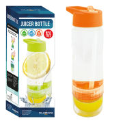 Juice Twist Water Bottle - Orange
