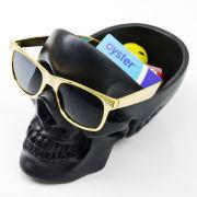Skull Tidy - Black
