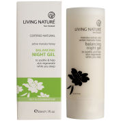 Living Nature Balancing Night Gel 50ml