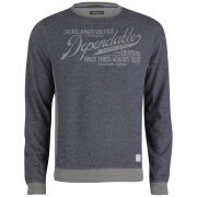 Jack & Jones Vintage Men's Tough Sweatshirt - Blue