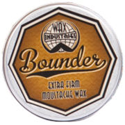 Bounder Extra Firm Moustache Wax (10g)