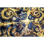 Doctor Who Exploding Tardis - Maxi Poster - 61 x 91.5cm