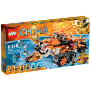LEGO Chima: Tiger's Mobile Command (70224)