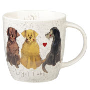 Alex Clark Squash Mug Delight Dog Labrador - Multi