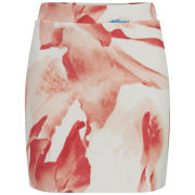 ONLY Women's High Photo Floral Skirt - Cloud Dancer