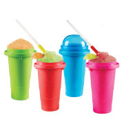 Chill Factor Slushy Maker - Colour Blast (Colours May Vary)