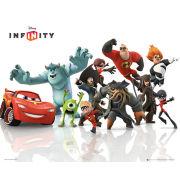 Disney Infinity Starter Pack - Mini Poster - 40 x 50cm