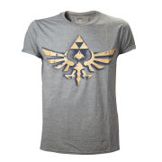 The Legend Of Zelda Vintage - T-Shirt (Green)