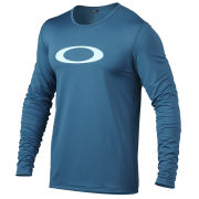 Oakley Men's Uniform Baselayer Top - Moroccan Blue