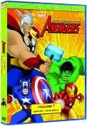 Avengers: Earths Mightiest Heroes - Volume 1