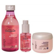 L'Oreal Professionnel Serie Expert Lumino Contrast Pack (3 Products)