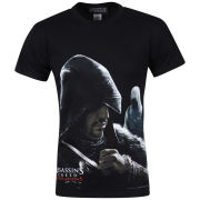 Joystick Junkies Mens Assassins Creed Revelations T-Shirt - Black