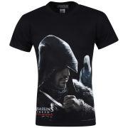 Joystick Junkies Mens Assassins Creed Revelations T-Shirt - Black