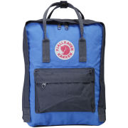 Fjallraven Kanken Backpack - Graphite/UN Blue