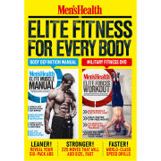 Men's Health Elite Muscle Manual - Book and DVD