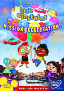 Little Einsteins - Volume 1: Mission Celebration