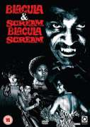DVDs Scream Blacula Scream 2