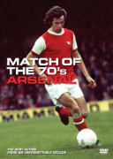 Arsenal FC Match of the 70s (The Big Match) DVD
