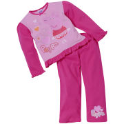 Peppa Pig Girls' Pyjama Set - Pink