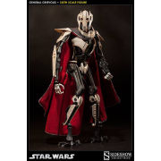 Sideshow Collectables Star Wars General Grievous 16 Inch Figure