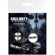 Call of Duty Ghosts Logos - Badge Pack