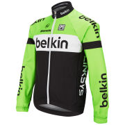 Belkin Team Technical Windproof Jacket - Black/Green 2014