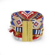 Hipanema Women's Madness Bracelet - Blue/Multi