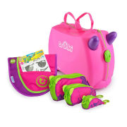 Trunki Exclusive Trunki Bundle Box - Trixie (Limited Edition)