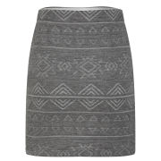 Only Women's Charlie Skirt - Dark Grey