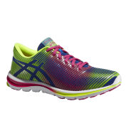 Asics Women's Gel Pulse 6 Asics Women's Gel Electro 33 Natural Running Shoes - Hot Pink/Silver/Flash Yellow