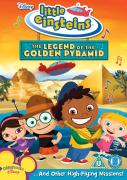 Little Einsteins: Legend Of The Golden Pyramid