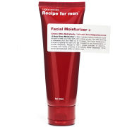Recipe for Men - Facial Moisturiser + 75ml