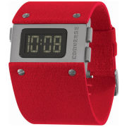 Converse Unisex Timing Ace Watch - Red