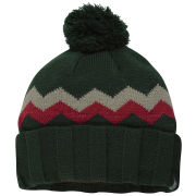 Craghoppers Men's Knitted Bobble Hat - Dark Cigar - One Size