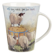 Alex Clark Flirt Mug Eat Hay (370ml) - Multi