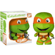 Teenage Mutant Ninja Turtles Michelangelo Fabrikations Plush Figure