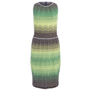 M Missoni Women's Knitted Dress - Bianco