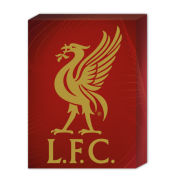 Liverpool Crest 2012 / 2013 - 40 x 30cm Canvas