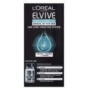 L'Oreal Paris Elvive Triple Resist X3 Aminexil Kit For Men (10 x 6ml)