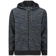 Nike Men's KO Flash Full Zip Hoody - Black