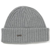 BOSS Orange Men's Araffo Cuff Beanie - Grey