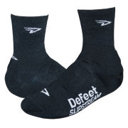 DeFeet Slipstream Shoe Covers - Black