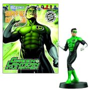 DC Comics Superhero Kyle Rayner Collector Magazine with Action Figure
